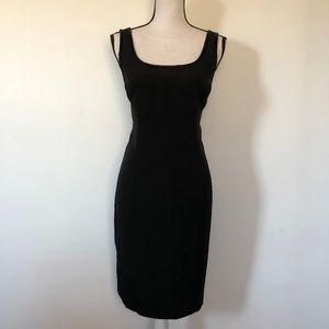 Perfect Adriann Papell Evening Little Black Dress